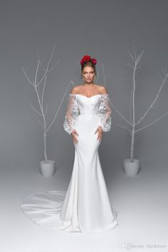 Eva Lendel Wedding Dresses - Eva Bridal Collection - Eva Lendel – Eva Bridal Collection, Simple wedding dress,Mermaid wedding dress,wedding dresses,be - Stunning Wedding Dresses, Dream Wedding Dresses, Bridal Dresses, Beautiful Dresses, Wedding Gowns, Bridesmaid Dresses, Lace Wedding, Wedding Dress Tea Length, Long Sleeve Wedding