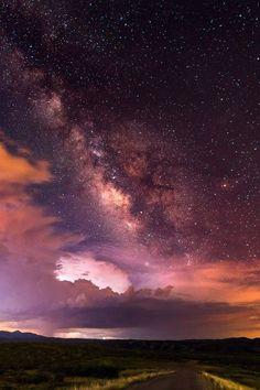 That brief moment of twilight   | sky | | night sky | | nature |  | amazingnature |  #nature #amazingnature  https://biopop.com/