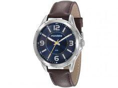 Relógio Masculino Mondaine Analógico - Resistente à Água 53700G0MGNH2 c06d5013c4