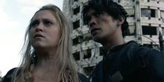Eliza Taylor & Bob Morley nominated as Choice Sci-Fi TV Actors. #TeenChoice #Bellarke