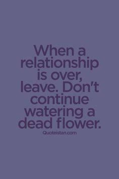 don't say she was NOTHING...when you kept watering dead flowers! If you create opportunities & excuses to keep in contact, you still wanted her in your life.