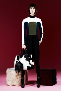 Toya's Tales: What Will Catch My Eye?: Fendi - My Faves From PRE-Fall 2013