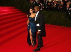 Kim Kardashian doet wenkbrauwen fronsen met jurk op Met Gala