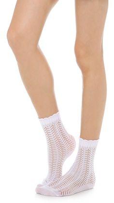 Baby Girls 1 Pair Falke Romantic Lace Trim Ankle Socks