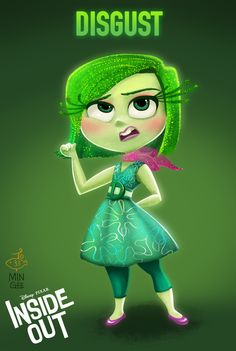 inside out_Disgust