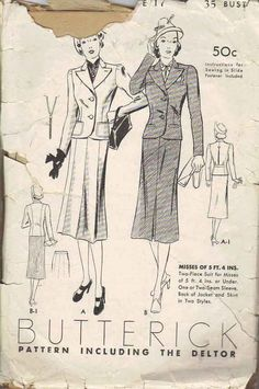 1930s train travel | 1930s fashion – Recreating Joan Crawford's 1935 suit.