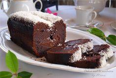 Cuina amb la mestressa: Plum-Cake de chocolate y coco...