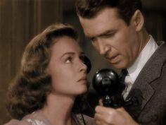 It's a Wonderful Life (1946) . James Stewart, Donna Reed