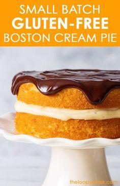 Best Gluten Free Cake Recipe, Gluten Free Vanilla Cake, Gluten Free Sweets, Gluten Free Cakes, Flourless Desserts, Flourless Chocolate Cakes, Chocolate Ganache, Dairy Free Cheesecake, Raw Cheesecake