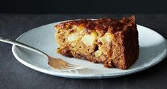 be healthy-page: Heavenly Apple Cake