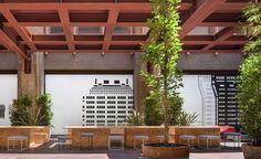 Land reclaimed: Living Divani and Piero Lissoni revamp Milan's Torre Velasca by J.J. Martin
