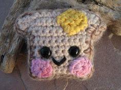 Free Kawaii Amigurumi Patterns : Happy little taco free crochet pattern by melissa s crochet