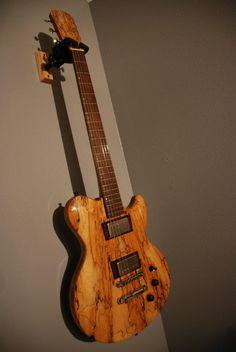 Custom guitar by Brian Repp