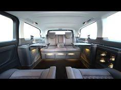 Mercedes Benz Vito / V Class VIP Design VVD1009