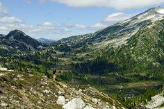 Rainbow Lake Trail, British Columbia, Canada