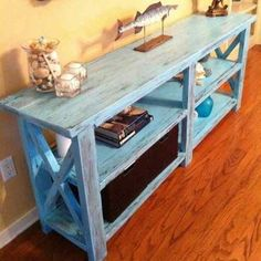 mesa de arrime auxiliar madera de palets living pallets