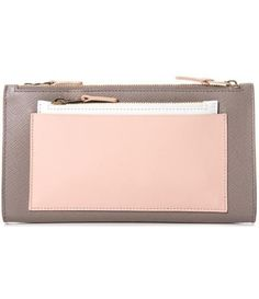 Panama leather walle - http://fashionable.allgoodies.net/2014/05/panama-leather-walle/