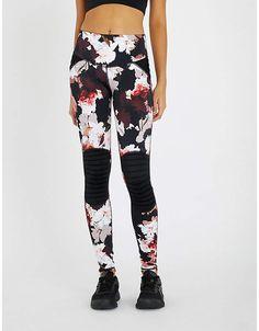 05d17df3b20df LURV Cherish Me floral-print stretch-jersey leggings