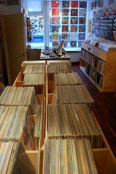 Waxwell Records Amsterdam