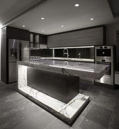 Ultra Modern kitchen Designs... https://www.pinterest.com/pin/560698222350055700/