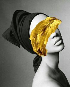 Feeling like a Golden Goddess. Photography Themes, Fine Art Photography, Portrait Photography, Victor Hugo, Pop Art Wallpaper, Experimental Photography, Picture Logo, True Art, Process Art