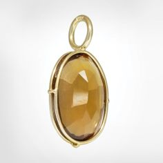 Image Shown is a Group 3 Cognac Quartz - Every Harriet Stone is Unique, Final Stone Color May Vary