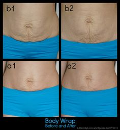 DIY Body Wrap.