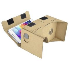 """Experience a truly stunning, engrossing VR experience with cinematic HD visuals from your smartphone's screen. Compatible with Android 4.2.2 OS or newer and iOS 8.0 or newer with screen no larger than 5.1"""". Available at Walmart.com."""