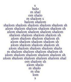 shalom star                                                                                                                                                                                 More