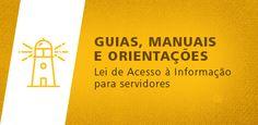 Guias Manuais e Orientações para servidores públicos