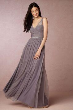 BHLDN Fleur Dress in  Bridesmaids Bridesmaid Dresses Lace at BHLDN