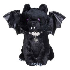 http://www.ebay.co.uk/itm/Spiral-Direct-Black-Bat-Cat-Winged-Collectable-Soft-Plush-Toy-12-inch-Vampire-/302267135152?ssPageName=STRK:MESE:IT