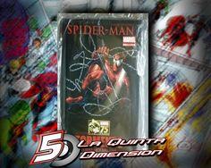 SPIDER-MAN TORMENTO  Historia completa escrita y dibujada por Todd Mcfarlane.  $ 300.00  Para más información, contáctanos en http://www.facebook.com/la5aDimension