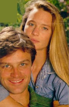 Robin Wright - Dane Witherspoon; Santa Barbara online, 1986.