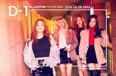 BlackPink at debut Kpop Girl Groups, Korean Girl Groups, Kpop Girls, Kim Jennie, Yg Entertainment, Blackpink Square One, K Pop, Blackpink Debut, Hip Hop