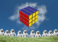 Kan jij een Rubix Cube oplossen?