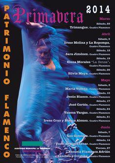 El Flamenco regresa a la Chumbera por Primavera