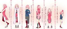 Life of Sakura Haruno Sasuke Uchiha, Kakashi Sensei, Naruto Shippuden Anime, Sakura Haruno, Sakura And Sasuke, Fotos Do Anime Naruto, Kiba And Akamaru, Manga Anime, Fanart