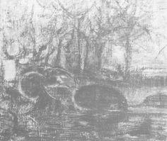 """Ermanno Besozzi pittore 1960 Autunno olio su tela arc 798 Bibliografia: A. Beolchi, F. Gualdoni, monografia """"Besozzi"""" 1996 feb./mar pag. 43 ripr. Esposizioni: Sesto Calende, Spazio """"Cesare da Sesto""""Palazzo Comunale, feb./mar. 1996"""