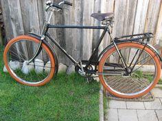 altes Oldtimer Fahrrad Herrenfahrrad Fels 30er Jahre Vorkrieg ww2 / WK2