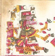 "Itzpapalotl Na mitologia asteca Itzpapalotl (De itzli""obsidiana"" e papalotl"" mariposa"", já que suas asas tinha navalhas de obsidiana) era uma terrível deusa asteca com aparência de esqueleto, que governava sobre o mundo do paraíso de Tomoachan. Comanda as Tzitzimine e é esposa de Mixcoatl."