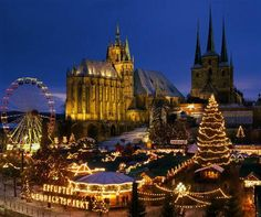 Munich Christmas market - Germany