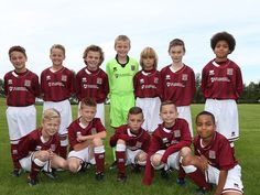 Jamie Britten's U10's Northampton Town FC Acadmey