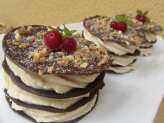 MiIhojas de turrón y chocolate Ana Sevilla