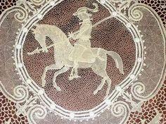 merletto di Orvieto Umbria