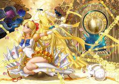 Anime Sailor Moon  Minako Aino Sailor Venus Artemis (Sailor Moon) Fondo de Pantalla