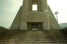 Il Monumento ai caduti, Como  Giuseppe Terragni, 1933
