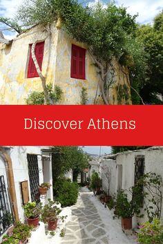 Discover the top things to do in Athens Greece