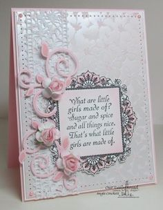 Mojo327 Sugar and Spice by angelladcrockett - Cards and Paper Crafts at Splitcoaststampers