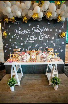 Mesa de Dulces / Twinkle Little Star